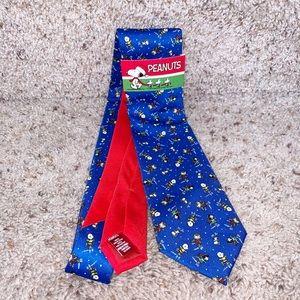 Peanuts   Charlie Brown Christmas Tie